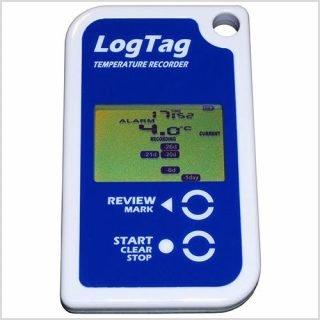 Nhiệt kế tự ghi LogTag TRED30-7R