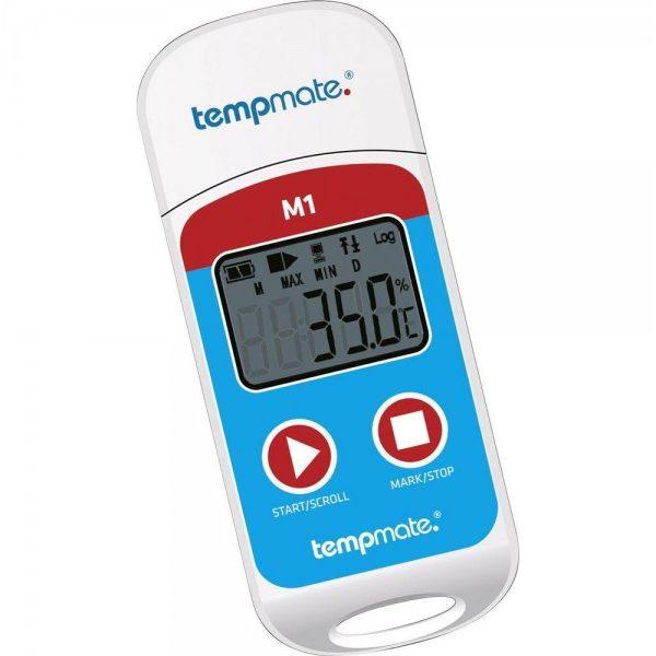 Nhiệt kế tự ghi Tempmate-M1