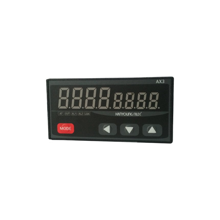Bộ điều khiển nhiệt độ AX3-1A