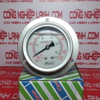 Đồng hồ áp suất HTGauge HT60-15BC