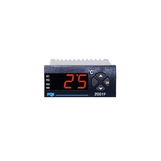Điều khiển nhiệt độ FOX-2001F - 4 ngõ ra