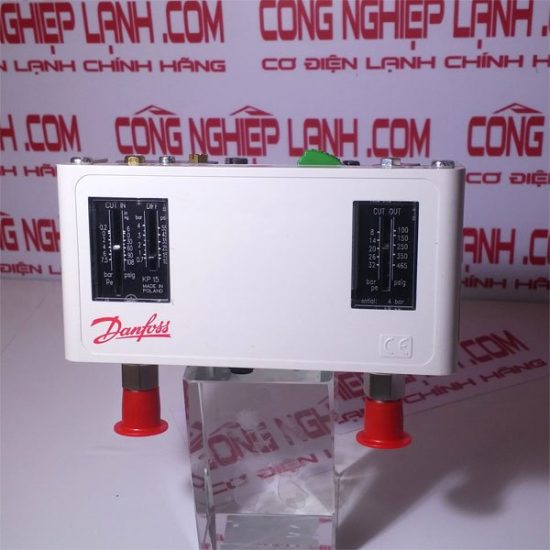 Relay áp suất đôi DANFOSS KP15 060-124366 Poland
