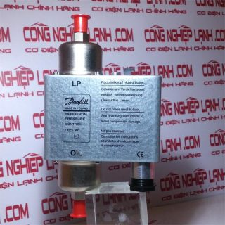 Catalog relay áp suất dầu Danfoss MP55 và MP54