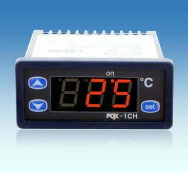 Điều khiển nhiệt độ FOX-1CH