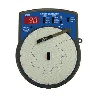 Máy tự ghi nhiệt độ kho lạnh Supco CR87B-220C