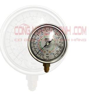 Đồng hồ áp suất thấp Leitenberger VE18C