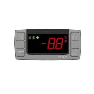 Hình vẽ Bộ điều khiển kho lạnh Dixell XR06CX