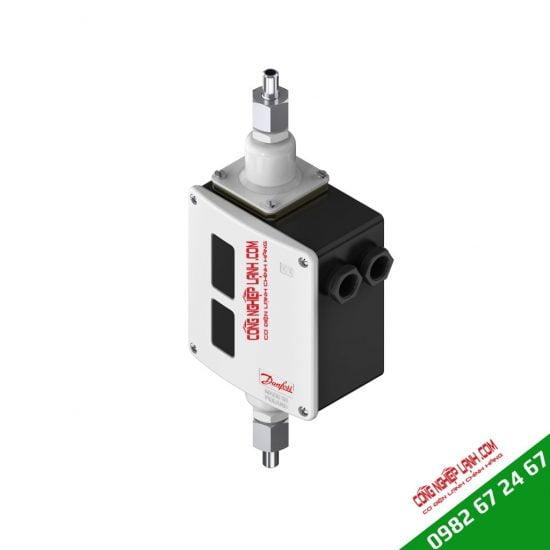 Công tắc chênh áp Danfoss RT260A (017D002166)