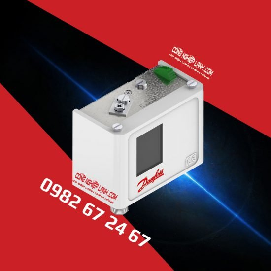 Công tắc áp suất Danfoss KP5A (060-500766) - NH3