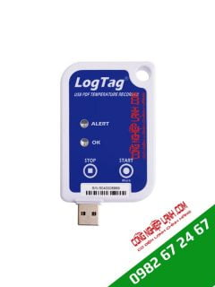 Nhiệt kế tự ghi LogTag UTRIX-16 tích hợp USB