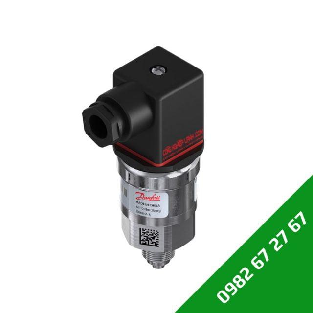 Catalog cảm biến áp suất Danfoss MBS 3000 (060G1124)
