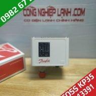 Công tắc áp suất Danfoss KP35 (060-113391)