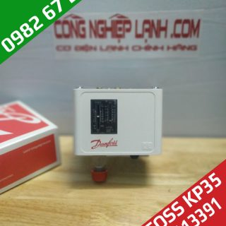 KP35 (060-113391) - công tắc áp suất đơn Danfoss