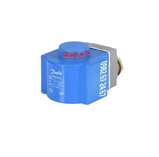 Coil van điện từ Danfoss BG230AS (018F6801)