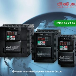 Biến tần Hitachi WJ200N-022SFC - 3Hp