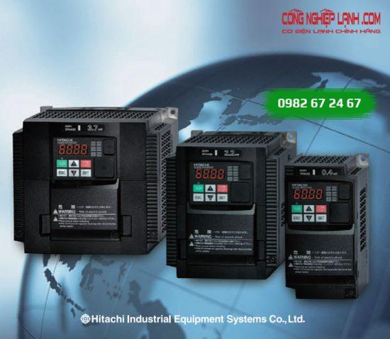 Biến tần Hitachi WJ200N- series