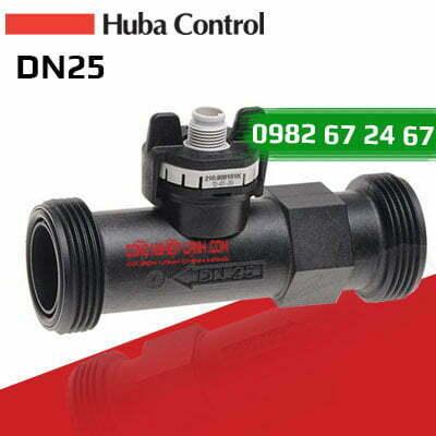 Cảm biến đo lưu lượng Huba 210.925241K DN25