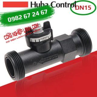 Cảm biến đo lưu lượng Huba 210.915241K DN15