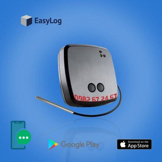 Cảnh báo nhiệt độ SMS EL-SMS-2G-TP+