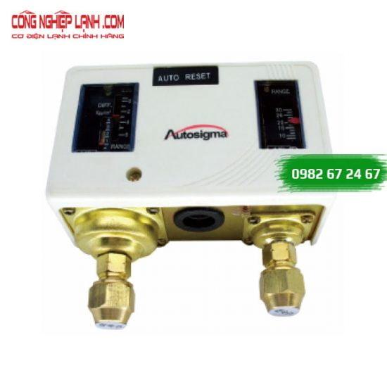 Công tắc áp suất đôi Autosigma HS-306