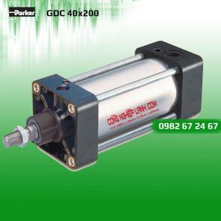 Xy lanh khí nén Parker GDC40x200