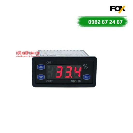 Conotec CNT-2H - điều khiển độ ẩm 2 ngõ ra