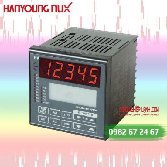 Điều khiển nhiệt độ Hanyoung NP200