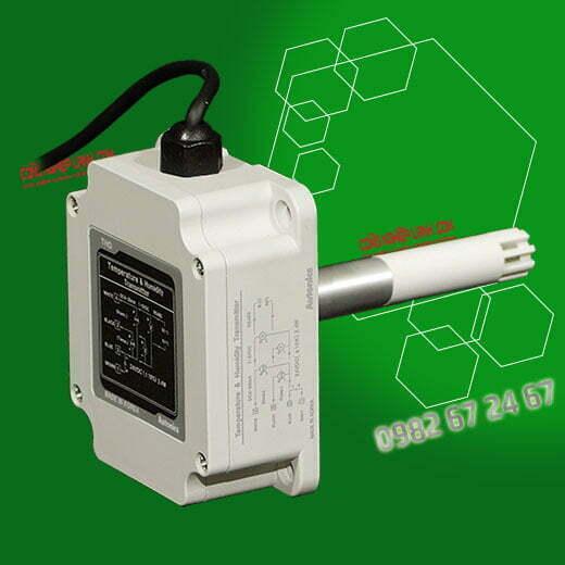 Autonics THD-D2-C - điều khiển nhiệt độ và độ ẩm