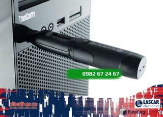 EasyLog EL-USB-TC-LCD dễ dàn kết nối PC