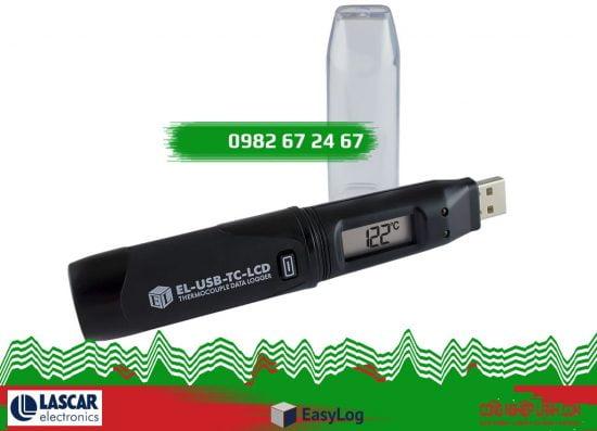 Nhiệt kế tự ghi EasyLog EL-USB-TC-LCD