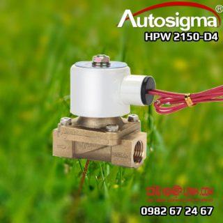 Van điện từ 27mm dùng trong nước, khí, gas
