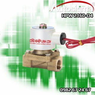 HPW 2160-D4 - van điện từ Autosigma - 2way - 24V
