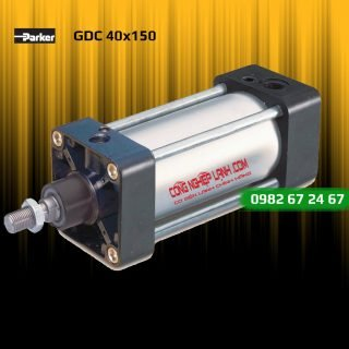 Xy lanh khí nén Parker GDC40x150