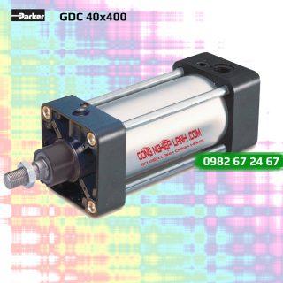 Xy lanh khí nén Parker GDC40x400