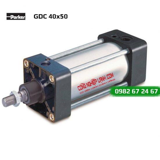 Xy lanh vuông Parker GDC40x50