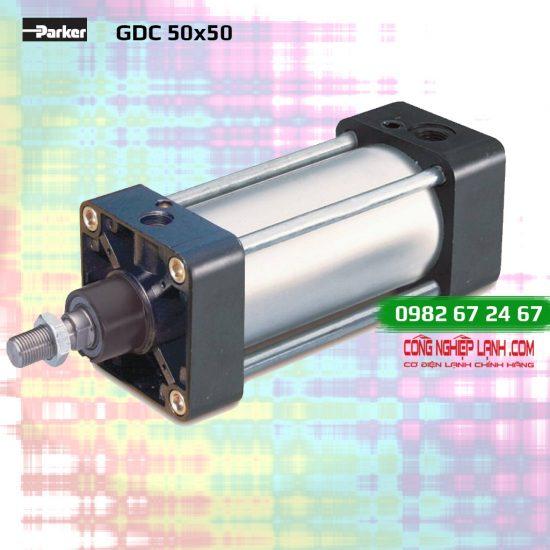 Xy lanh khí nén Parker GDC50x50