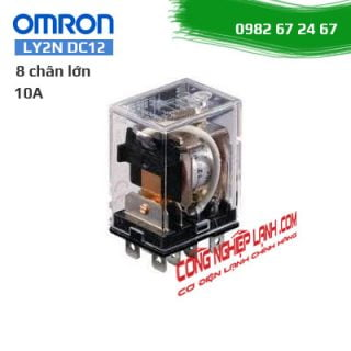 Relay kiếng Omron LY2N DC12