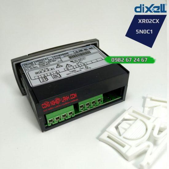Điều khiển kho lạnh Dixell XR02CX (5N0C1)