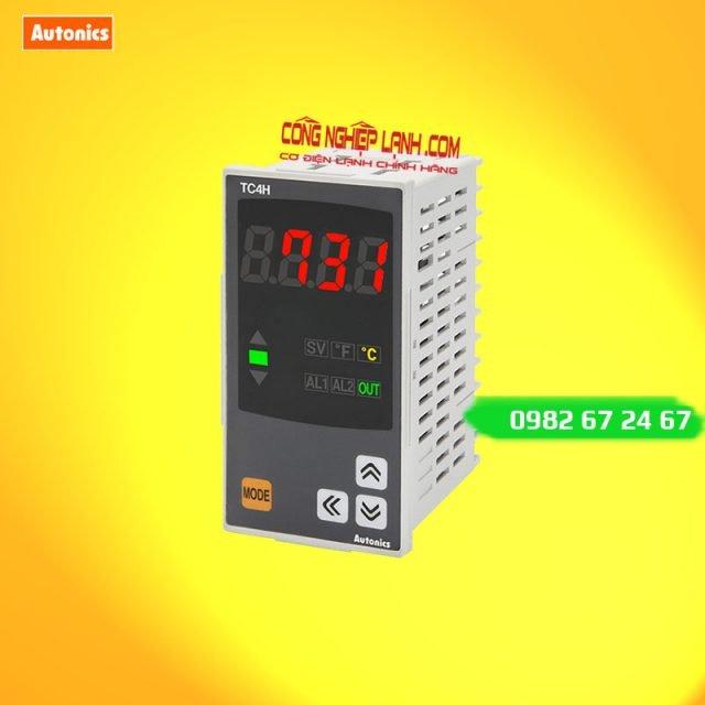 Điều khiển nhiệt độ Autonics TC4H-14R