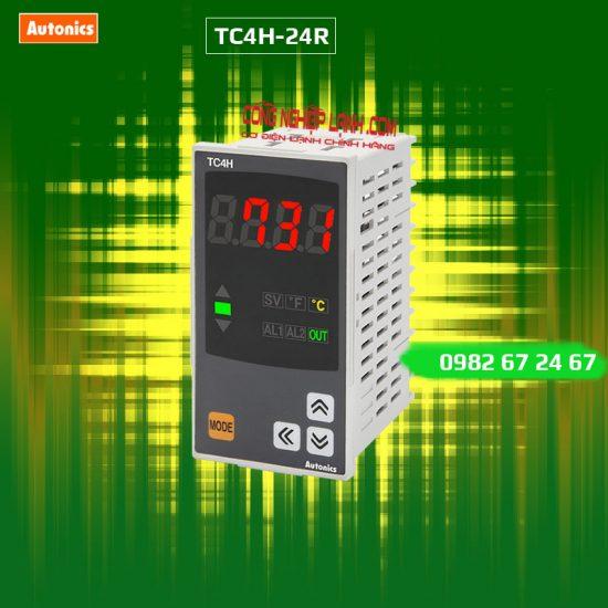 Điều khiển nhiệt độ Autonics TC4H-24R