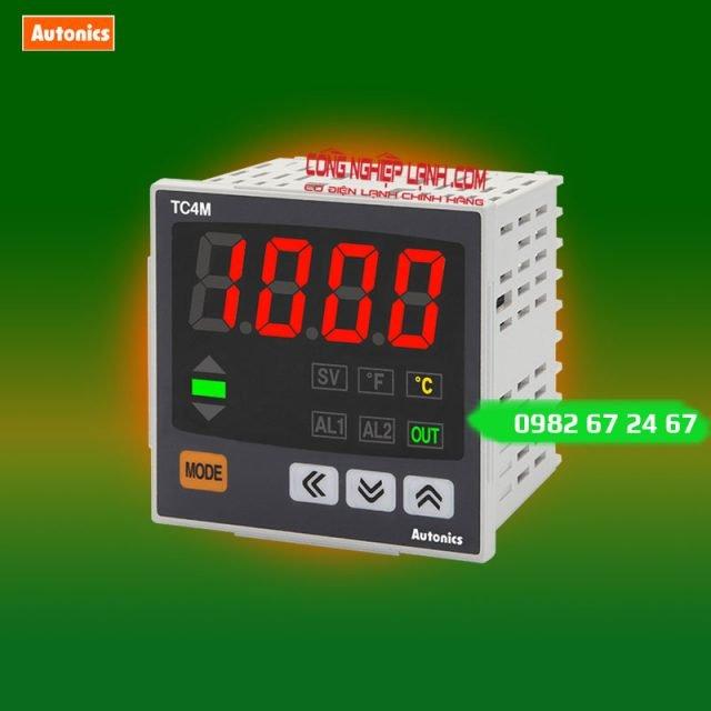 Điều khiển nhiệt độ Autonics TC4M-24R
