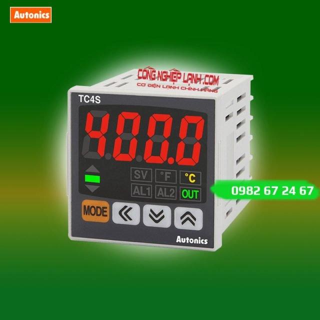 Điều khiển nhiệt độ Autonics TC4S-24R