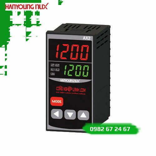 Điều khiển nhiệt độ Hanyoung AX2-1A