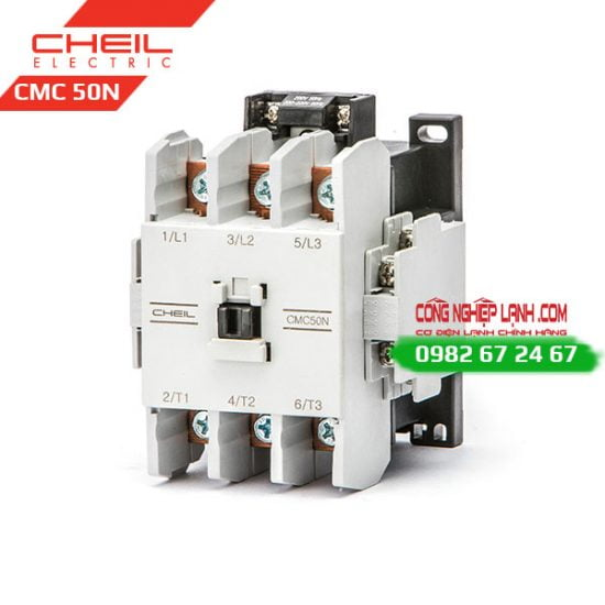 Contactor - khởi động từ Cheil CMC 50N 50A