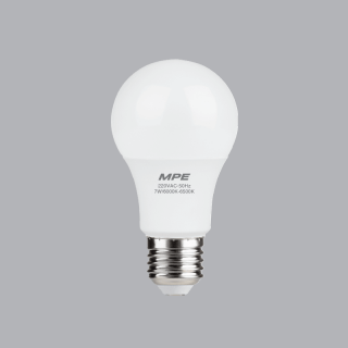 Đèn LED MPE  Bulb 7W LBD-7T
