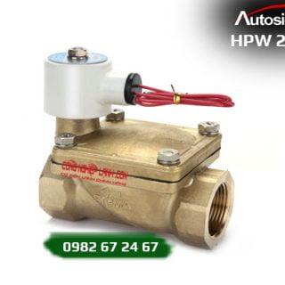 HPW 2170-A2 - van điện từ Autosigma - 2way - 220VAC