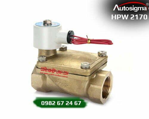 Van điện từ Autosigma HPW 2170