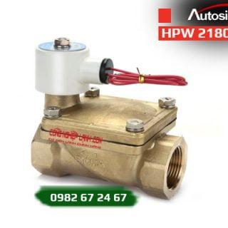 HPW 2180-A2 - van điện từ Autosigma - 2way - 220VAC