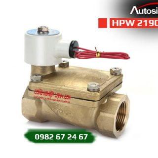HPW 2190-D4 - van điện từ Autosigma - 2way - 24VDC