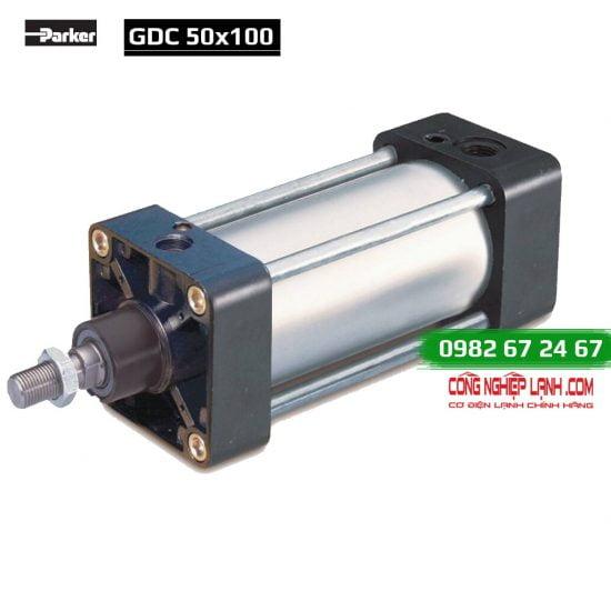 Xy lanh khí nén Parker GDC50x100